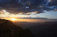 Sunset @ Grand Canyon