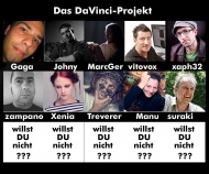 the daVinci project