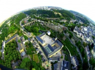 Luxembourg from Above