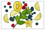 Sparkling Fruits