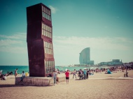 Barcelona waterfront